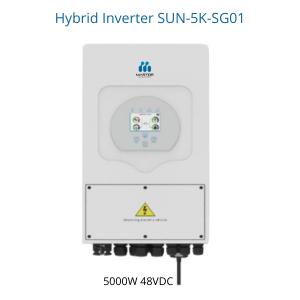 Hybrid Inverter SUN 5K SG01_ver2